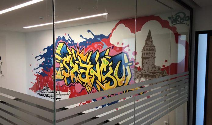 "tunç ""turbo"" dindaş graffiti"