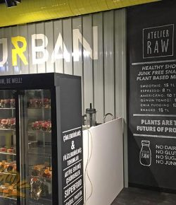 Raw Atelier – Urban