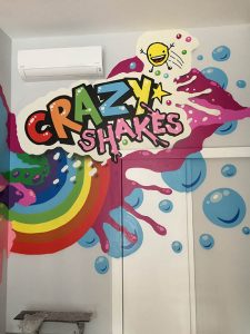Crazy Flakes - Caddebostan