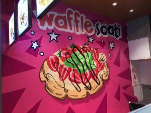 Waffle Saati - Fatih