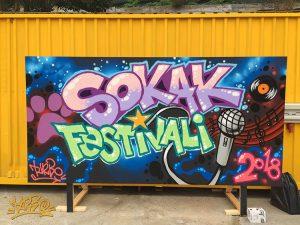 Sokak Festivali 2018 - Küçükçiftlikpark