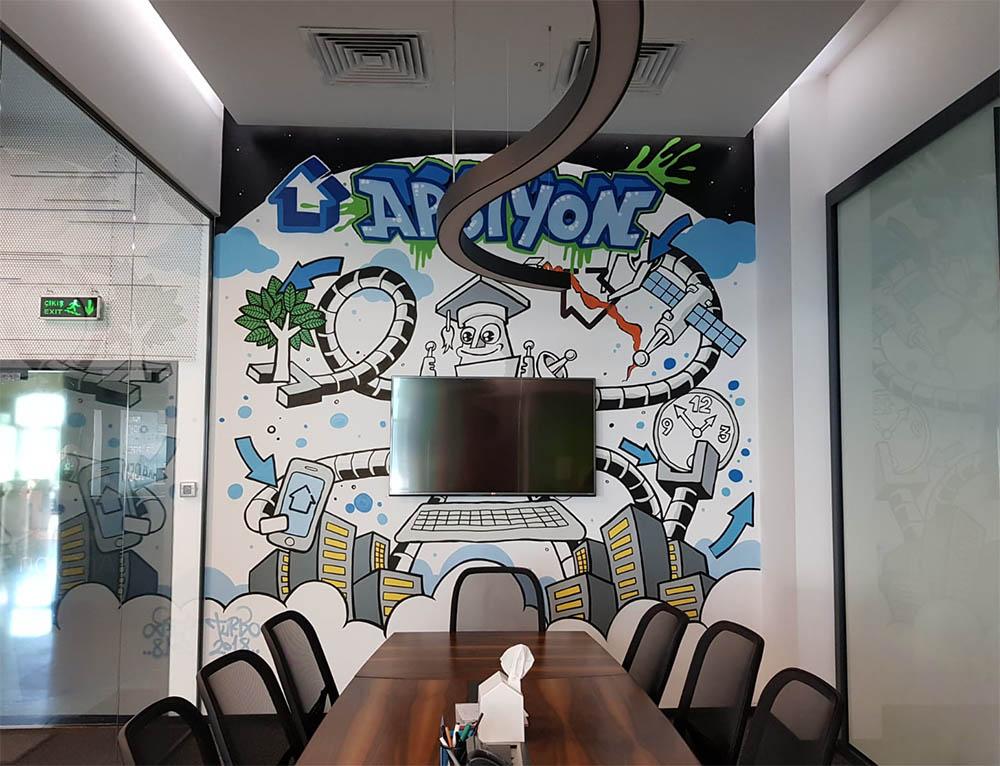 Apsiyon / Toplantı Odası